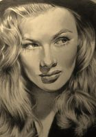 Veronica Lake Detail by MrEyeCandy66
