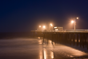 Pismo Beach Pier by KateIndeed