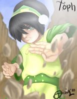 toph earth by niqwoz