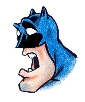 Areyoucrazy Batman by traceman