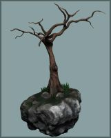 Zbrush tree by Tejayfc