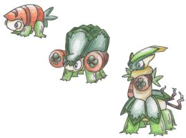 Grass Starters For Zoodude by JoshKH92