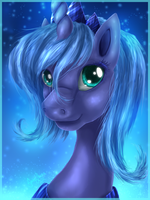 Princess Luna by SweetLhuna