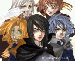 My lads by qkie