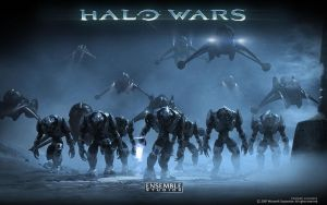 Halo Wars Elites by Vertigo322