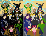 X-Women Flats by nocturnalgeek10