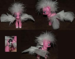 My Little Pony CustomArchangel by Ember-lacewing