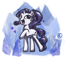 Crystal Rarity by lahannonpareil
