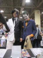 Fourth day at Fan expo 4 by WhiteFox89
