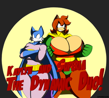 Art Trade - The Dynamic Duo! by Superi90