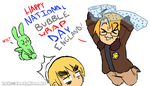HAPPY NATIONAL BUBBLE WRAP DAY! by GeekyKitten64