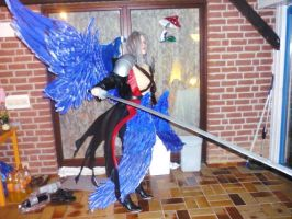 Sephiroth KH2 Test Photo by Chaos-Sephi