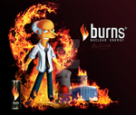 BURNS - Nuclear Energy Drink by MissFuturama