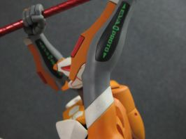 Bandai Eva Unit 00 6 by fritzykarl