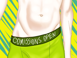 ID / Commissions Open by epididymis