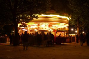 Carousel - London by PhilsPictures