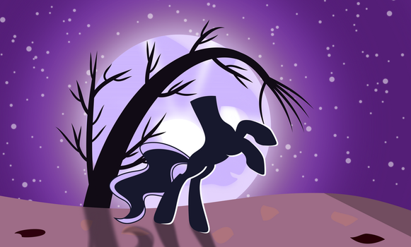 The Headless Horse by imageconstructor