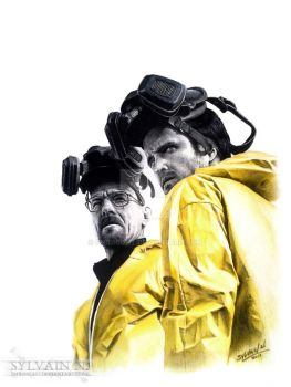 Breaking Bad by SMidnighT