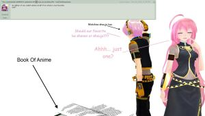Question 16 for Luka and Luki by AskTheMegurines