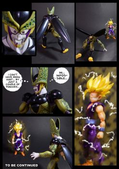Cell vs Gohan Part 3 - p9 by SUnicron
