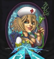 Nursegnome  with Heartburner4000x by Chnyman