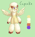 Cupcake Ref by Rika-of-Thunder