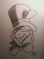 Mad Hatter by ChrisFaccone