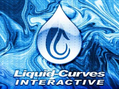 Liquid-Curves:  Splash Flyer by searchfire