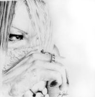 Reita The Gazette by FrodoIsMyBiatch