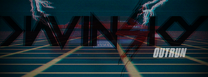 Kavinsky Banner by SpaceDelusion
