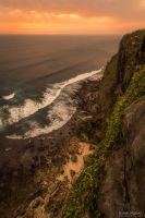 Cliffs of Bali by Unkopierbar