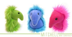 Mitchells of Many Colors by mintconspiracy