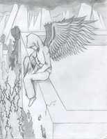 Apocalyptic Angel by CVo01