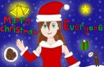 artfighter christmas greetings by artfighter1