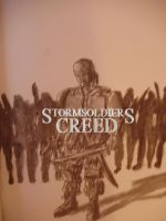 stormsoldiers creed by CorporalDeath49