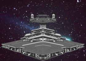 Imperial Star Destroyer Good by kaskel2000