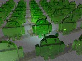 Glass Android 640x480 by cjfish