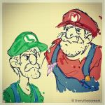 Super Mario Bros. The Later Years by svedamani