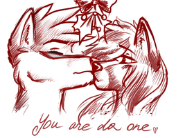 You da one by DjenetHighWay