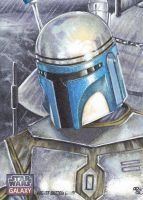 Jango Fett on Kamino by Dangerous-Beauty778