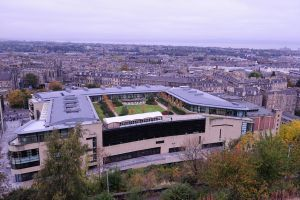 Edinburgh Rooftop Garden by WestLothian