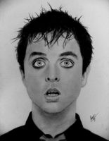Billie Joe Armstrong by Maiconvaz