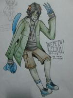 male!Nepeta Leijon by hazimah552