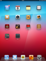 2 Wallpapers RB Retina iPad 3 by bodik87