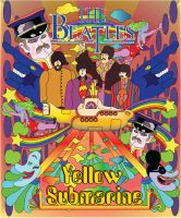 Yellow Submarine by CreativelyCrazy