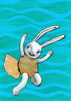 Bunnyfish by Megalosaurus
