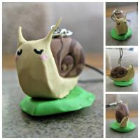 Peaceful Snail by CraftyAlice