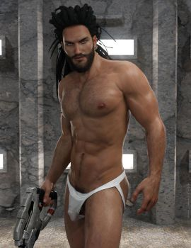 Sci-Hunk 03 by anteros70118
