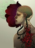 my mind is by charlottevevers