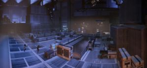 Mass Effect 2 pano 29 by MichaWha